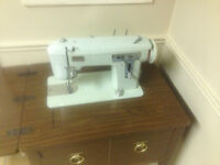 SINGER AN BROTHERS SEWING MACHINES $30 AND $25 EACH