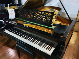 Bechstein model B grand piano black for sale