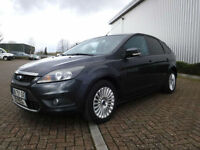 Ford Focus 1.6TDCi 5 Door Left Hand Drive(LHD)