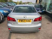 2007 Lexus IS 220d 2.2TD - 6Stamp - Mot March2018 - 2 Keys