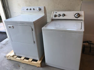 WASHER AND DRYER, in Whitby