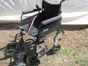 Senior mobility package