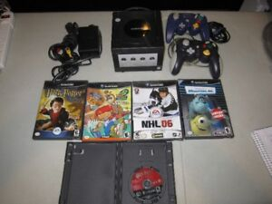Nintendo Game Cube and Games