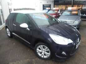 Citroen DS3 E-HDI DSTYLE (encre met/white roof) 2013