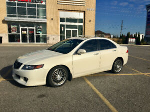 ACURA TSX 2004 MANUAL FOR SALE