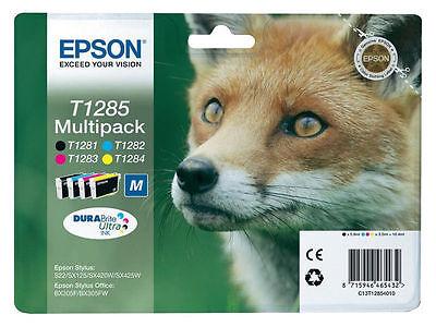 4x ORIGINAL EPSON STYLUS PATRONEN BX305F BX305FW S22 SX125 SX130 SX230W SX235W online kaufen