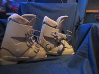 Ski Boots, downhill, Size 8-9, Made in Italy