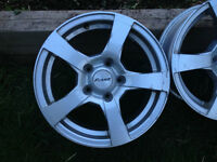 15 inch Alloy Rims (in excellent condition)