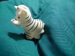 Fisher Price Little People Zebra Figure