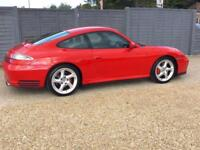 2003 PORSCHE 911 3.6 CARRERA 4S TIPTRONIC S 2D AUTO
