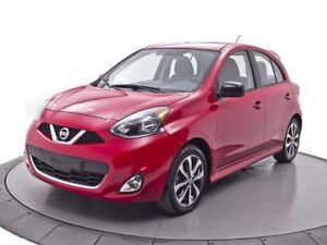 2015 Nissan Micra SR/AC/MAGS/BAS MILLAGE/ FOGS SNOW TIRES