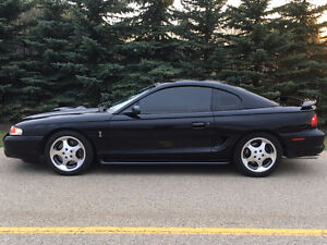 1997 Ford Mustang SVT Cobra Coupe Beautiful Car