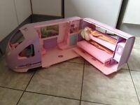 Barbie Train