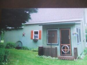 Quaint 3 Bedroom cottage for rent Near Tidnish Bridge NS