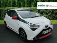 2020 Toyota AYGO VVT-I X-TREND TSS Hatchback Petrol Manual