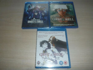 Ghost in the Shell movie lot