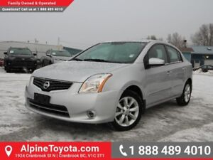 2012 Nissan Sentra 2.0  Winter Tires- Sunroof - Heated Seats