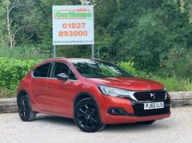 image for 2015 65 DS DS 4 CROSSBACK 1.6 BLUEHDI S/S 5DR DIESEL