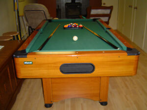 Table de billard (pool)