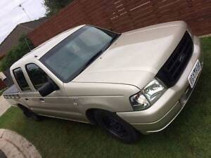 2006 Ford Courier Ute Geelong Geelong City Preview