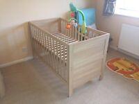 Mothercare Stretton Cot (BRAND NEW)