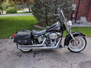 2001 Heritage Softail Classic FUEL INJECTION