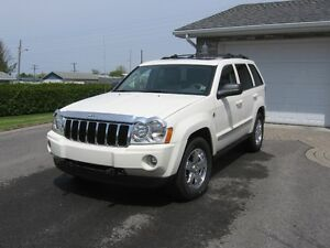 2007 Jeep Grand Cherokee limited VUS