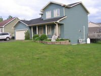 Beautiful home. Nice residential area. See remarks