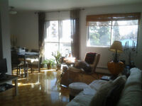 Beautiful, spacious 41/2 in DDO available June