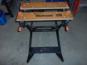 BLACK AND DECKER 200 WORKMATE