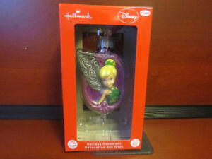 Hallmark Christmas Tree Ornament Tinkerbell by Disney NEW