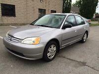 2003 Honda Civic Sedan