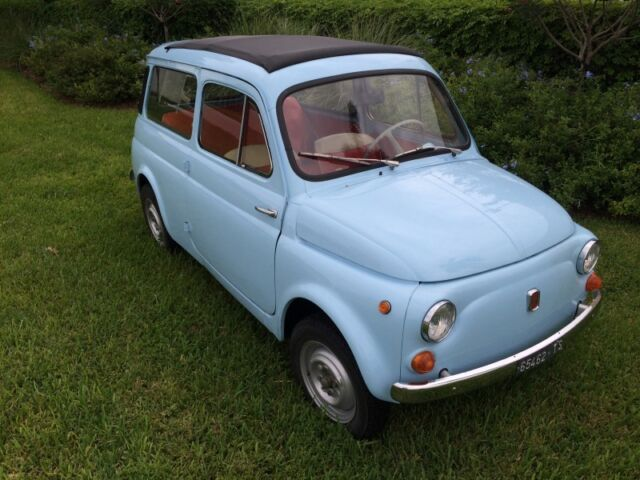 1958 fiat 500 giardiniera wagon rare and restored used fiat 500 for sale in west palm beach. Black Bedroom Furniture Sets. Home Design Ideas