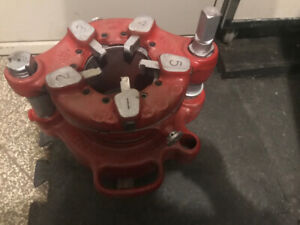 I Have A Ridgid 141 And A 4PJ Threader For Sale
