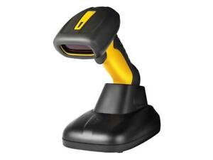 Lecteur code a barre sans fil industriel 1D Barcode reader wireless industrial