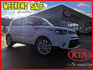 2017 Kia Soul HTD SEAT | LOWKM | ONE OWNER