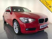 2014 BMW 120D SE AUTOMATIC DIESEL SAT NAV £30 ROAD TAX 1 OWNER SERVICE HISTORY