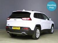 2015 JEEP CHEROKEE 2.0 CRD [170] Limited 5dr Auto SUV 5 Seats