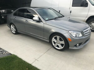 2008 Mercedes-Benz C-300 4 Matic