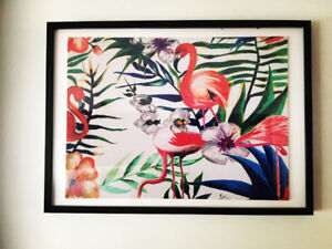 Tropical Painting,