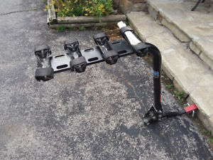 Pro series bike carrier holds 4 bikes never used $120