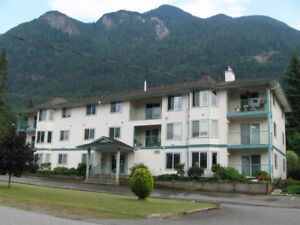 2 Bedroom Apt. in Hope, BC - 55+ Building, near Tim Horton's