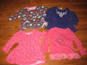 Size 3 months girls clothing lot