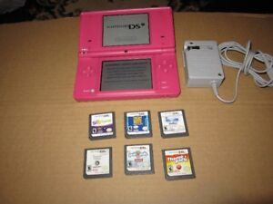 Nintendo DS i and games