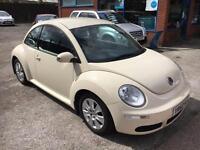 Volkswagen Beetle 1.9TDI DIESEL 2009 55.000 MILES*** SERVICE HISTORY***