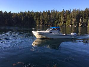 25' Boston Whaler Final price reduction, free winter storage