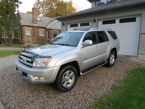 2003 Toyota 4Runner LIMITED EDITION SUV