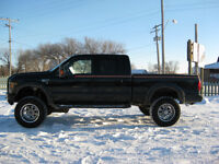 2008 Ford F-350 Harley Davidson *LIFTED* Aniversary Edition