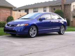 Looking for 8th Gen civic si sedan or rsx type s