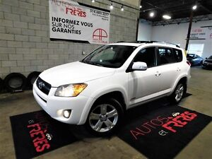 Toyota RAV4 4WD 4dr 4-cyl 4-Spd AT Sport (Natl) 2011